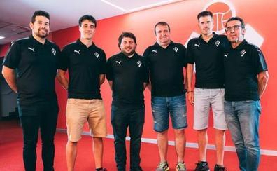 Jordi Telletxea será el nuevo entrenador del primer equipo femenino del Eibar