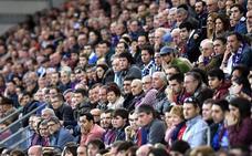El Eibar devuelve más de 200.000 euros a sus abonados por los dos medios días de ayuda al club