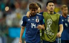 El club azulgrana felicita a Inui por su gran actuación en el Mundial