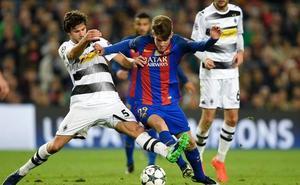 Marc Cardona, ariete del Barça B, podría llegar cedido