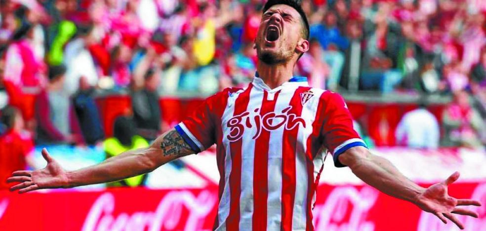 El Sporting rebaja la cláusula de Sergio Álvarez, que se acerca al Eibar