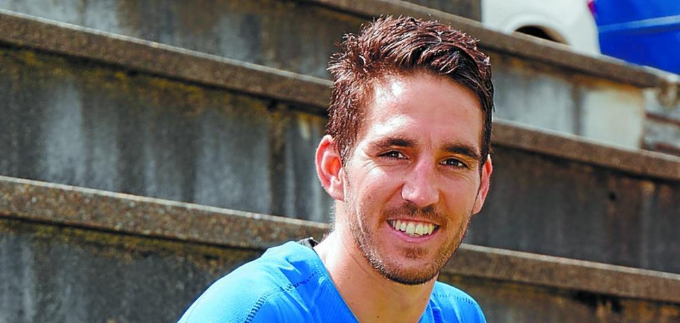 Pedro Bigas: «Mendilibar aprieta mucho, me va a venir bien que esté encima de mí»