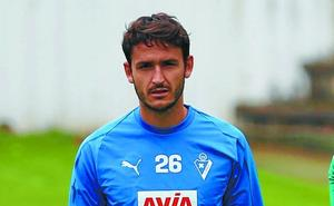 Elgezabal amplía su contrato y se va cedido al Alcorcón