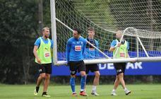El Eibar se prepara para el primer partido de La Liga