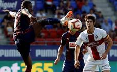 El Eibar se estrena con derrota