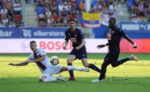 El uno a uno del Eibar frente al Huesca