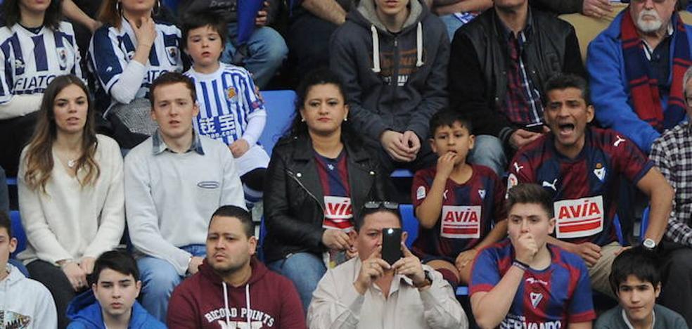 Ipurua espera una buena entrada en el derbi frente a la Real Sociedad