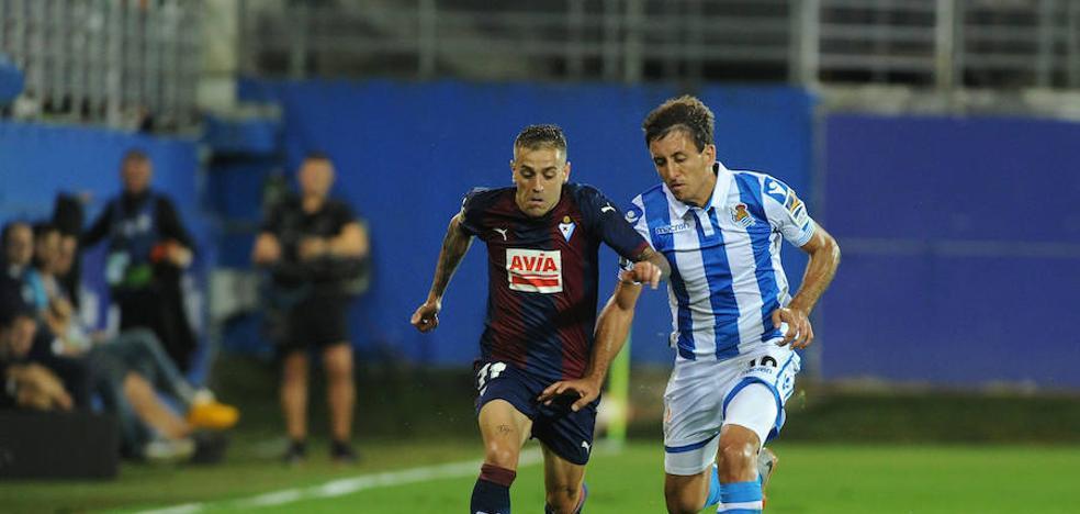 La Diputación advierte de que no se «parcelará» el fútbol base de Gipuzkoa