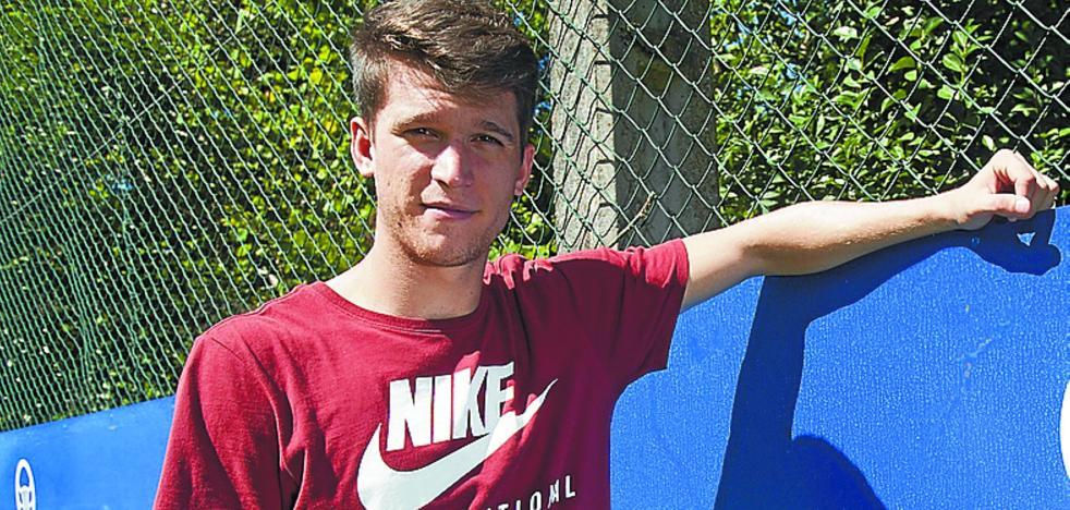 Marc Cardona: «Metí una trufa pero entró; no soy de goles bonitos sino de rematar con lo que pillo»