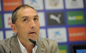 Garagarza señala que no les ha afectado desvincularse de la Real en el desarrollo del fútbol base