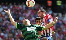 Atlético Madrid- Eibar, en imágenes