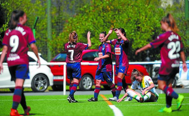 El femenino se muestra intratable ganando 6-0 al San Ignacio