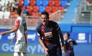 Revive las jugadas más destacadas del la victoria del Eibar sobre el Leganés