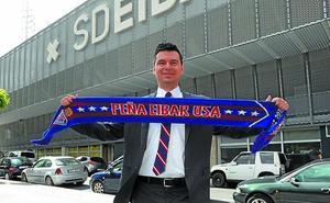 El Eibar denuncia a John Sager por difamación