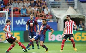 El Eibar recibirá a un Athletic al que Ipurua le resulta generoso