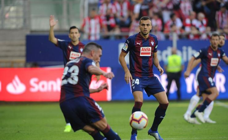 Tablas entre Eibar y Athletic (1-1)