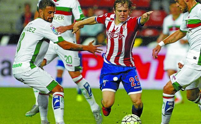 El Sporting también se agarra a la Copa para revivir