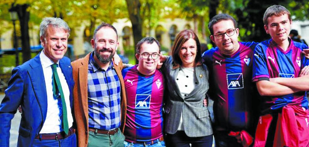 El Eibar se mantiene firme en su postura sobre el convenio