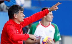Mendilibar: «Ha faltado acierto para marcar, pero es un buen punto»