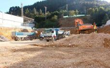 El Eibar está tramitando los pasos previos para la construcción de sus instalaciones deportivas en Areitio
