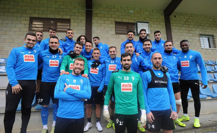 El Eibar se prepara para recibir al Madrid