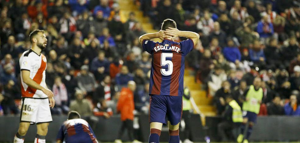 Las mejores jugadas del partido entre el Rayo Vallecano y el Eibar