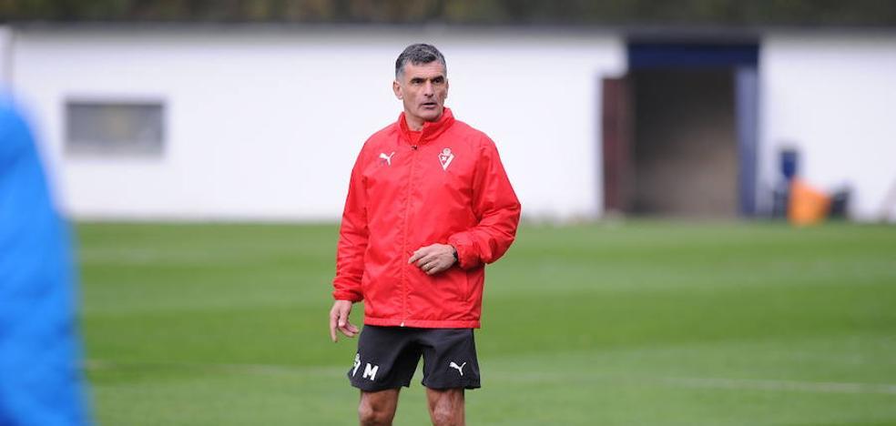 Mendilibar recuerda a los suyos la «derrota contra el Huesca»
