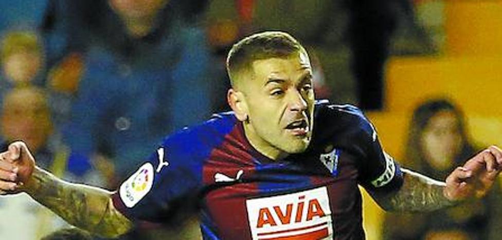 El uno a uno de los jugadores del Eibar ante el Rayo Vallecano