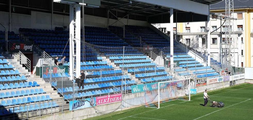 El Gobierno Vasco aportará un millón de euros a las obras de Ipurua