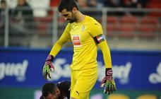 Empate y eliminación del Eibar en la Copa del Rey