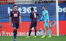 Vídeos: Resumen del partido y mejores jugadas del Eibar-Levante