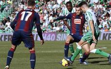 Vídeos: Las mejores jugadas y goles del Betis- Eibar