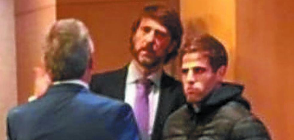 Pablo Hervías visitó en Bilbao al Valladolid, a donde apunta en enero