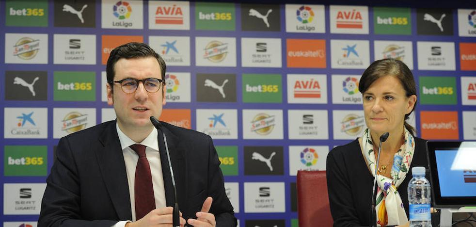 Jon Ander Ulazia, nombrado director general del Eibar