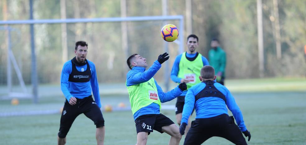 «Trataremos de regalar la victoria a la afición», confiesa Rubén Peña