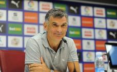 Mendilibar: «Estamos jugando bien, pero deberíamos tener más puntos»