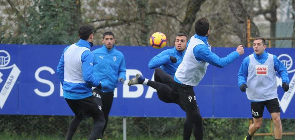 Messi guarda fuerzas para el Eibar