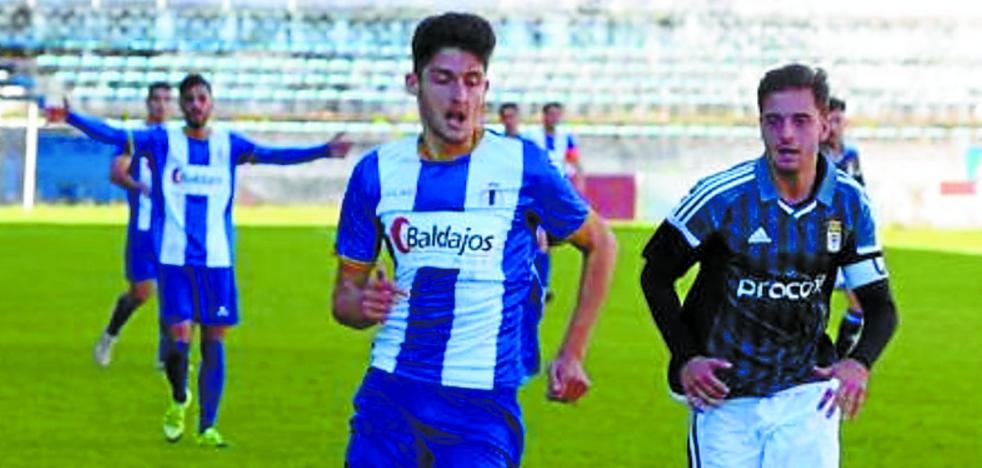 El delantero Sergio Ríos, muy cerca de recalar en las filas del CD Vitoria