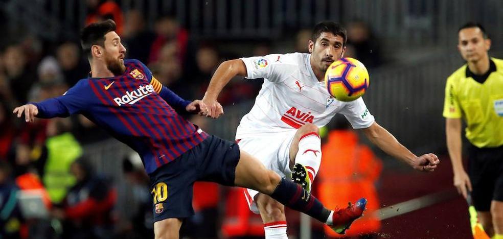El Eibar llega a la segunda vuelta con la necesidad de ganar