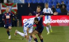 Vídeos: Goles y mejores jugadas en el partido Leganés-Eibar
