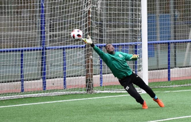 El Eibar contrata para la plantilla del filial CD Vitoria al portero Moussa Traore