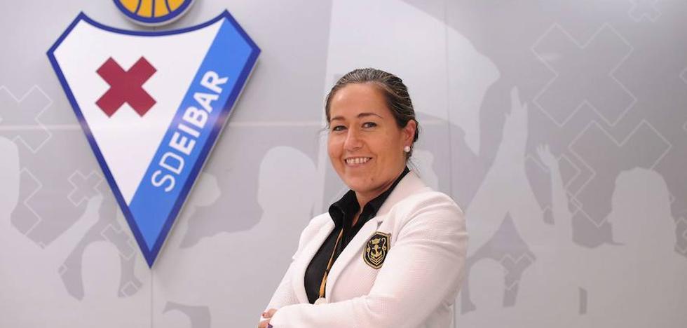 Patricia Rodríguez deja de ser directora gerente del Eibar