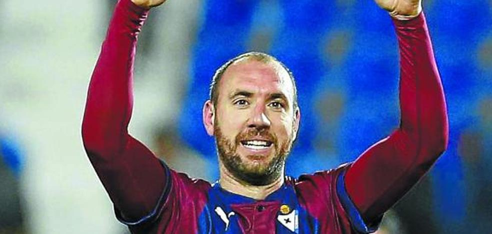 Iván Ramis: «Nos sentimos fuertes, pero en esta Liga nadie se puede dormir»