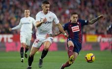El Sevilla le roba dos puntos al Eibar