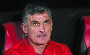 Mendilibar: «La valoración es mala, teníamos el partido en la mano»