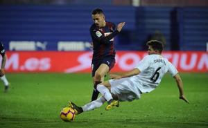 Videos: Las mejores jugadas del partido entre el Eibar y el Getafe