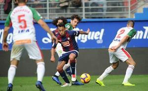 El Eibar jugará en Mendizorrotza el 9 de marzo