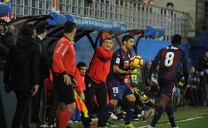 Mendilibar: «Hemos tenido la suerte y la capacidad de empatar»