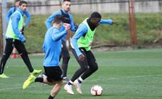 La SD Eibar prepara el derbi ante el Athletic