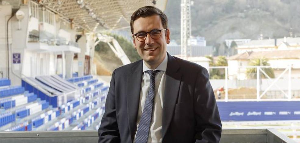 Ion Ander Ulazia: «Tenemos que aumentar nuestras vías de ingresos para reducir nuestra dependencia de la televisión»